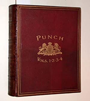 Punch. The English Charivari. Volume the first (I.). July to december 1841. Vol. 2. January to ju...