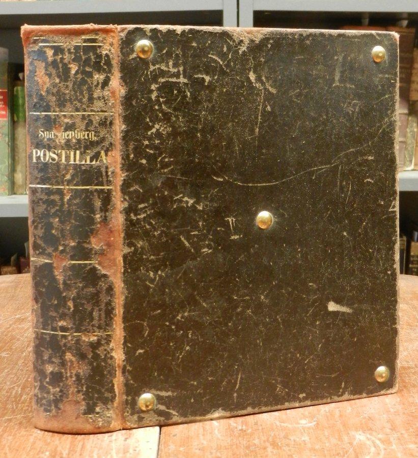 Postilla, Das ist: Auslegung der Episteln und: Spangenberg, Johannem [Johann,