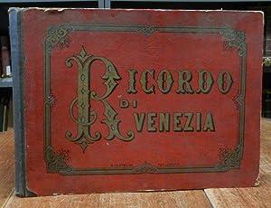 Ricordo di Venezia. 12 orig. s/w Photgraphien.: Testolini, Eugenio: