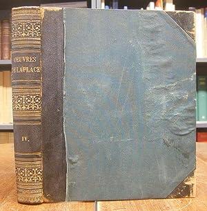 Oeuvres completes de Laplace, publiees sous le: Laplace, Pierre-Simon: