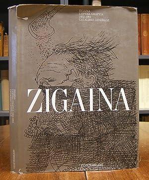 L'Opera Grafica 1952-1981. Catalogo generale. Prefazione di: Zigaina: