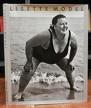 Lisette Model. Vorwort von Berenice Abbott, Gestaltung: Model, Lisette -: