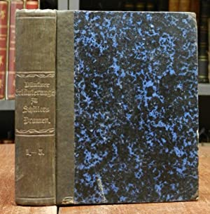 Friedrich Schiller's Werke erläutert. Band 1. Enthält: Schiller, Friedrich von