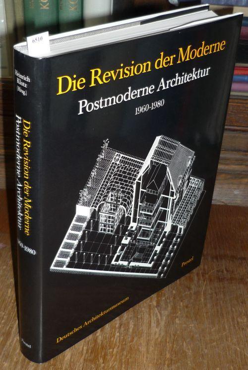 Revision der moderne von klotz zvab for Architektur 1960