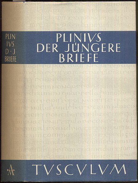 Briefe Von Plinius : Briefe lateinisch und von plinius der zvab