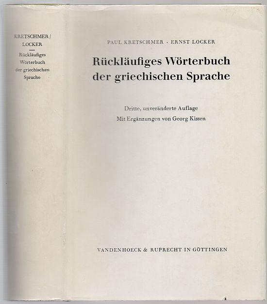 Kretschmer & Locker cover