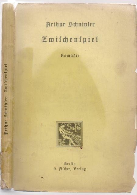 Zwischenspiel. Komödie.: Schnitzler, Arthur