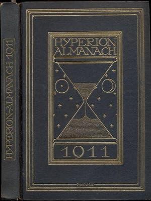 Hyperion-Almanach auf das Jahr 1911.: Preetorius, Emil