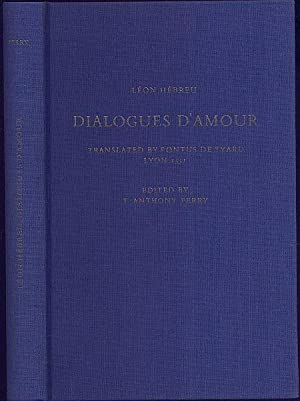 Dialogues d'amour. The French translation attributed to: Hébreu, Léon