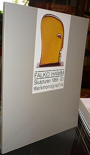 Falko Hamm. Skulpturen 1988-93. Werkmonographie.