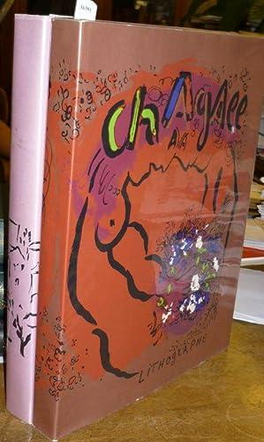 Chagall Lithograph. Und: Lithograph II. 1957-1962. -: Chagall, Marc. -