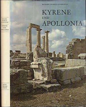 Kyrene und Apollonia.: Goodchild, Richard George