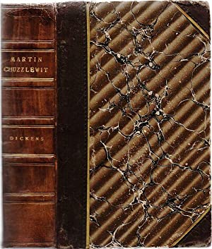 The Life and Adventures of Martin Chuzzlewit.: Dickens, Charles