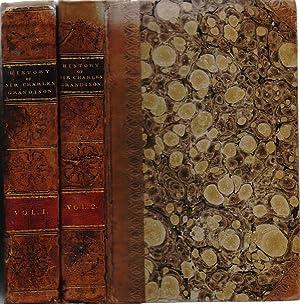 The Novelist's Magazine Vol X & XI: Grandison, Charles