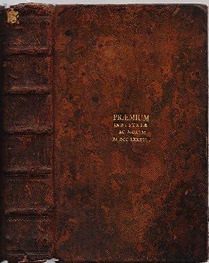 Prophetae majores ex recensione textus hebraei et