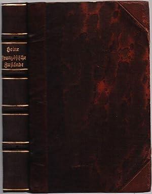 Französische Zustände.: Heine, Heinrich