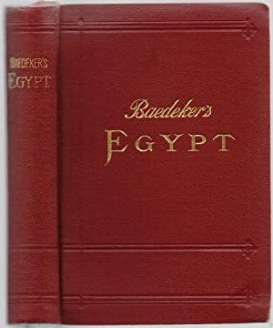 Egypt and the Sûdân. Handbook for Travellers. 8. revised ed.