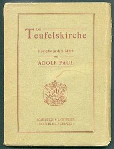 Die Teufelskirche.: Paul, Adolf: