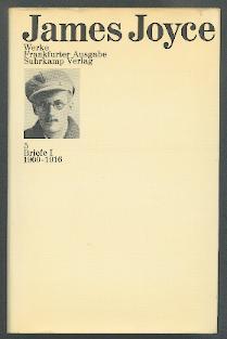 Briefe I.: Joyce, James: