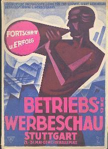 Betriebs und Werbeschau 1927.