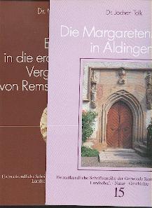 Heimatkundliche Schriftenreihe der Gemeinde Remseck am Neckar.