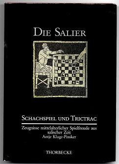 Schach und Trictrac.: Kluge-Pinsker, Antje:
