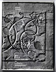 Der Eifeler Eisenkunstguss im 15. und 16. Jahrhundert.: Theisen, Sigrid: