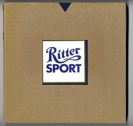 Ritter Sport.