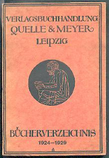 Quelle & Meyer.