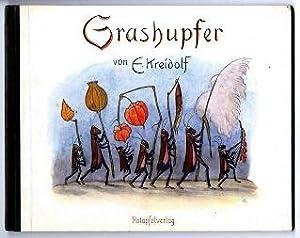 Grashupfer.: Kreidolf, Ernst:
