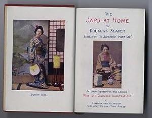 The Japs at home.: Sladen, Douglas: