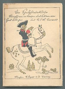 Die Schnupftabaksdose.: Bötticher, Hans (Ringelnatz) und R.J.M. Seewald: