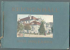 Reichenhall und Umgebung.