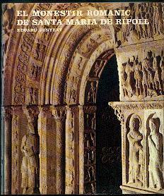 El monatir de Santa Maria de Ripoll.: Junyent, Eduard: