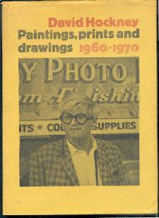 Paintings, prints and drawings 1960-1970.: Hockney, David: