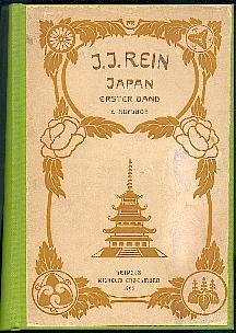 Japan.: Rein, J. J.: