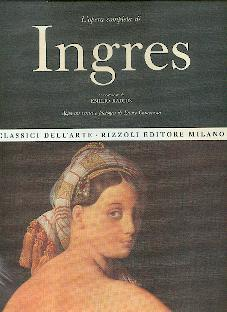 L'opera completa del Ingres.