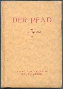 Der Pfad. Eine buddhistische Zeitschrift.
