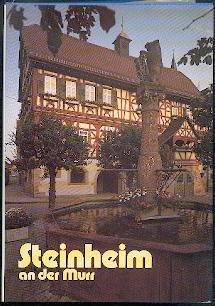 Heimatbuch der Stadt Steinheim an der Murr.