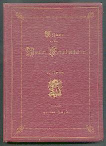 Bilder aus dem Basler Familienleben in baseldeutschen Versen.: Kron, E[mma]: