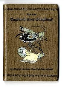 Aus dem Tagebuch eines Säuglings.: Schmidt, Karl Eugen: