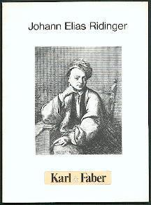 Johann Elias Ridinger.