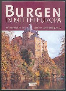 Burgen in Mitteleuropa.