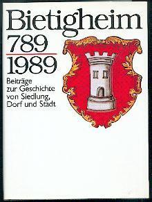 Bietigheim 789-1989.