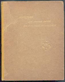 Die artige Kunst sich Feinde zu machen.: Whistler, (James Abbot) MacNeill: