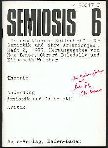 Semiosis.