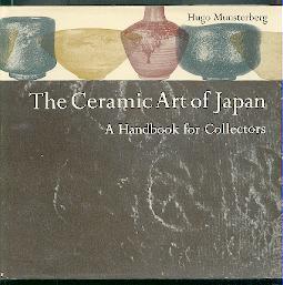 The ceramic art of Japan.: Munsterberg, Hugo: