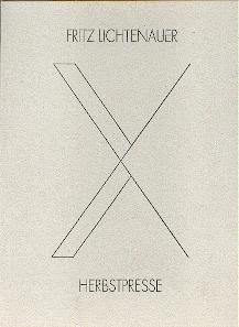 X.: Lichtenauer, Fritz: