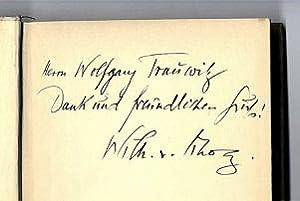 Der Gast. Der Jude von Konstanz.: Scholz, Wilhelm von: