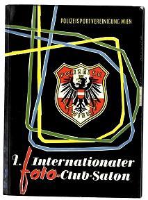 Polizeisportvereinigung Wien: 2. Internationaler Foto-Club-Salon.